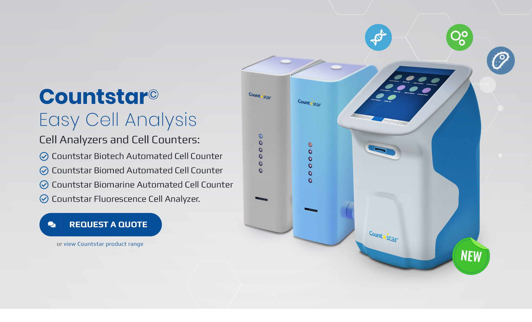 Countstar Analyser banner