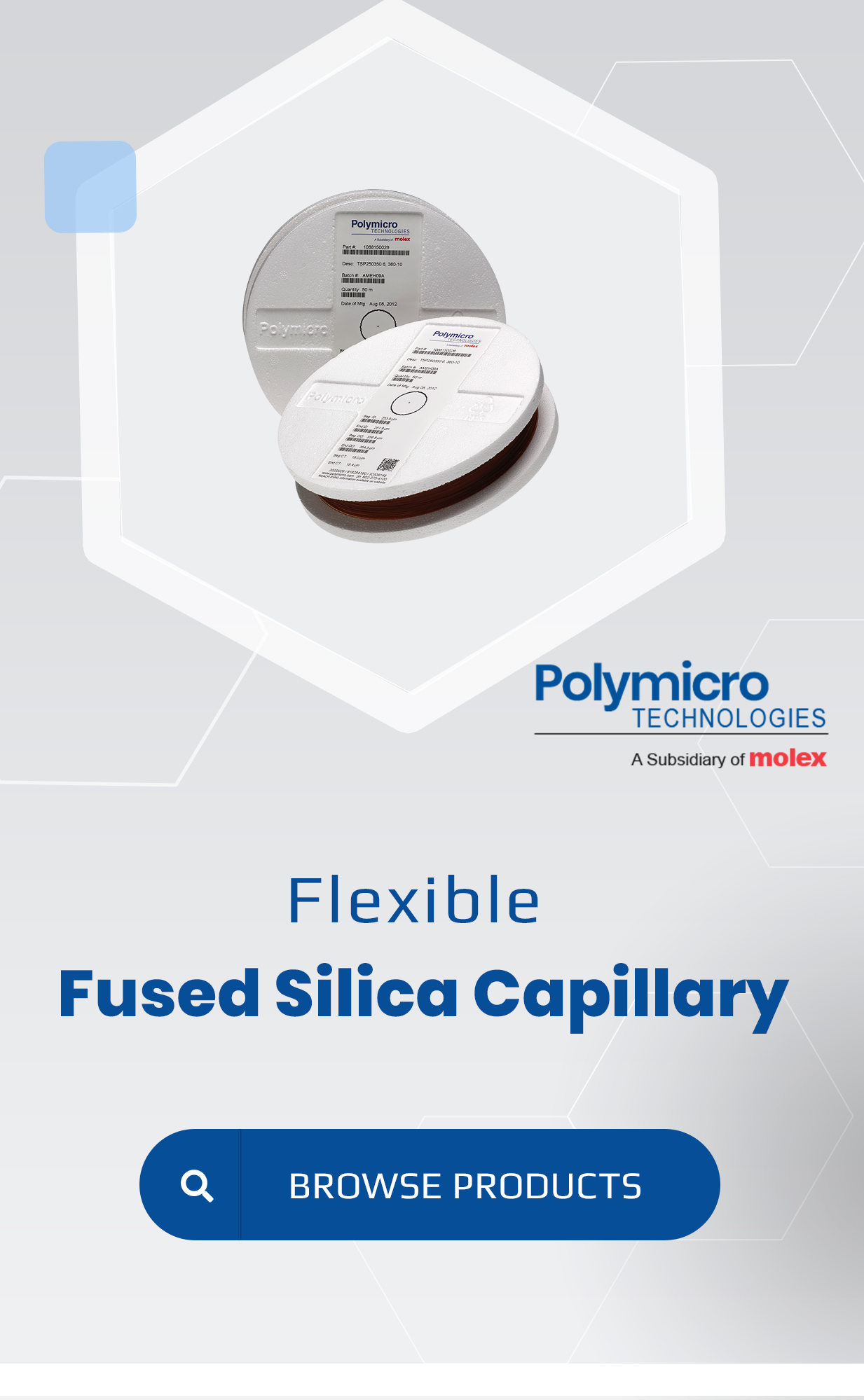 Polymicro Capillary Products